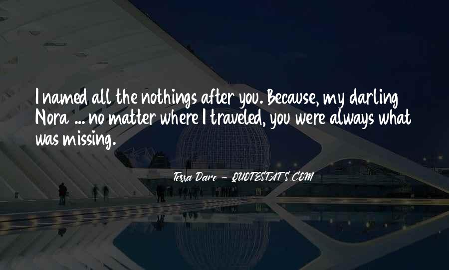 Missing You Always Quotes #508982