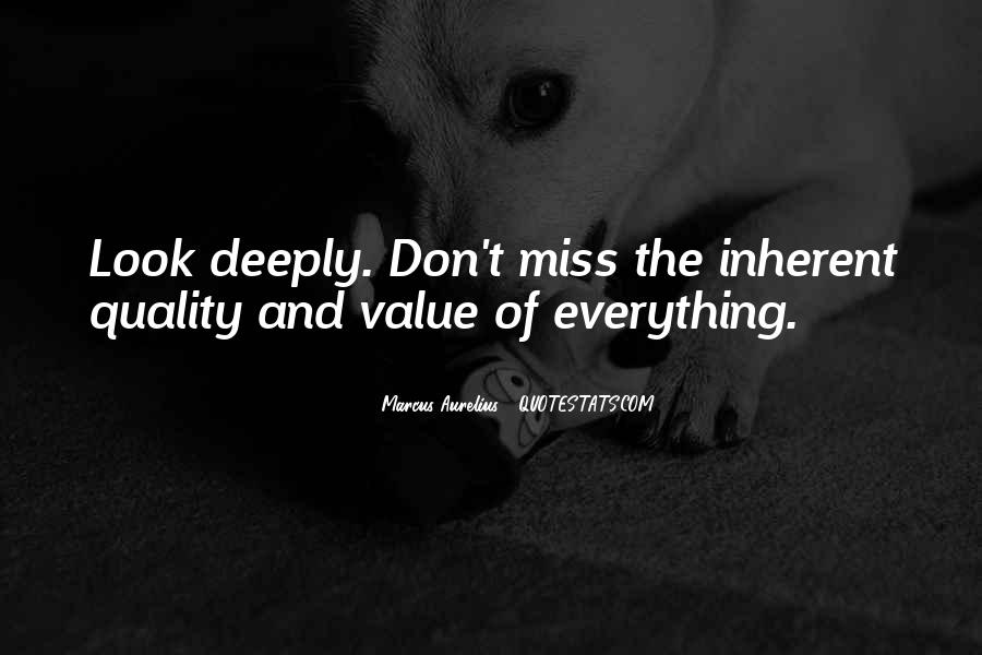 Missing You Deeply Quotes #1243182