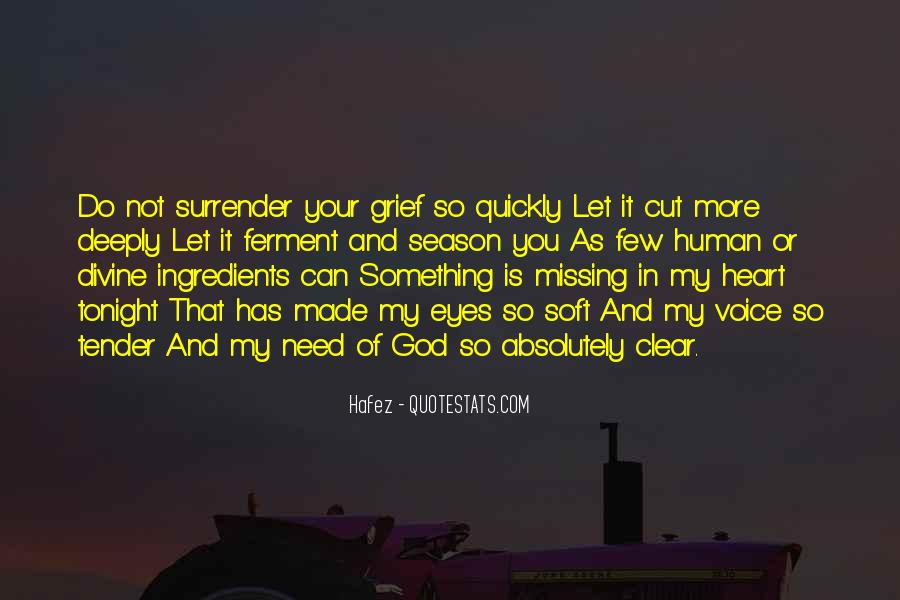 Missing You Deeply Quotes #257959