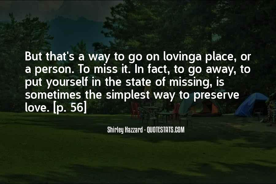 Missing Your Ex Love Quotes #116467