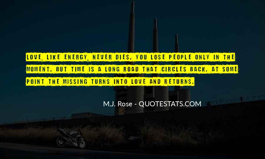 Missing Your Ex Love Quotes #13014