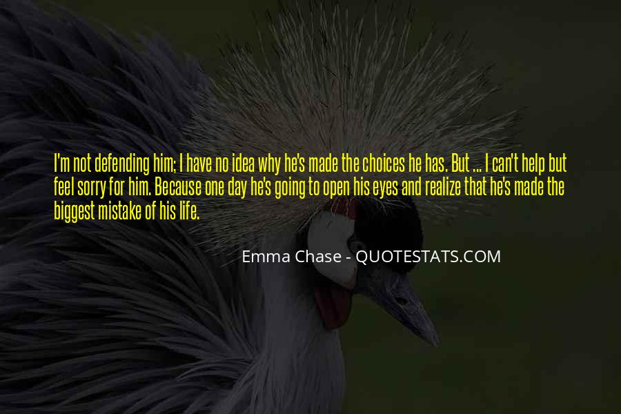 Mistake Realize Quotes #1020818