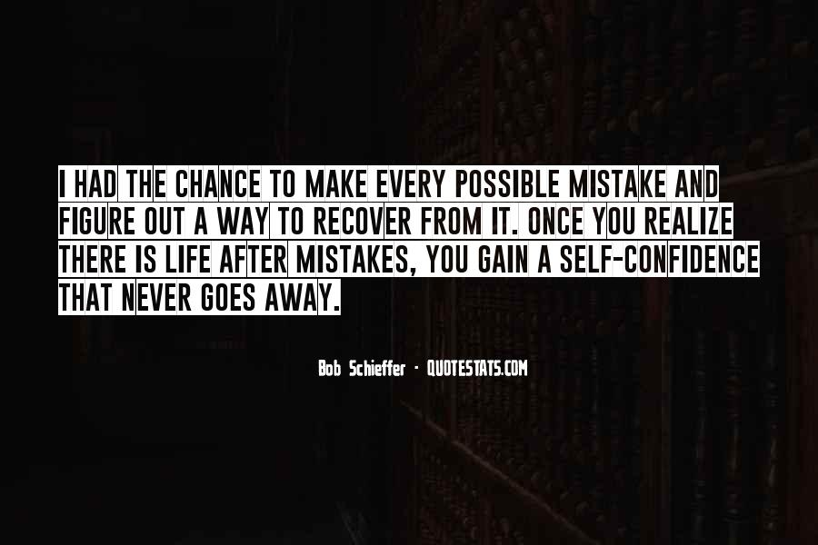 Mistake Realize Quotes #1644521