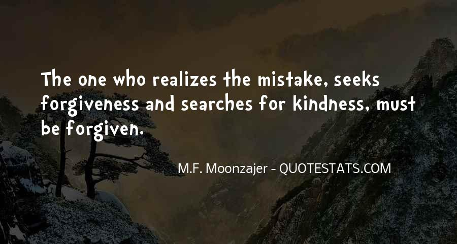 Mistake Realize Quotes #340469