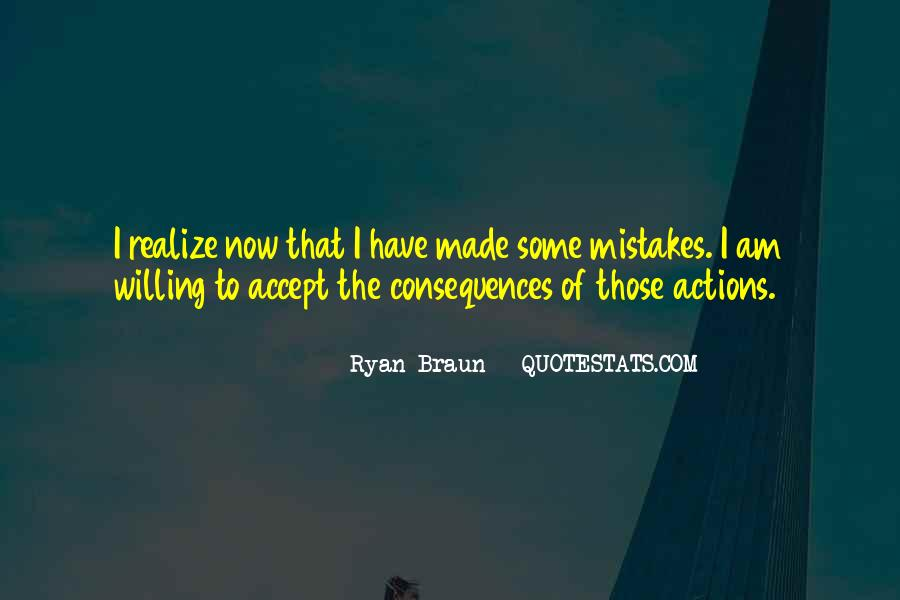 Mistake Realize Quotes #396114
