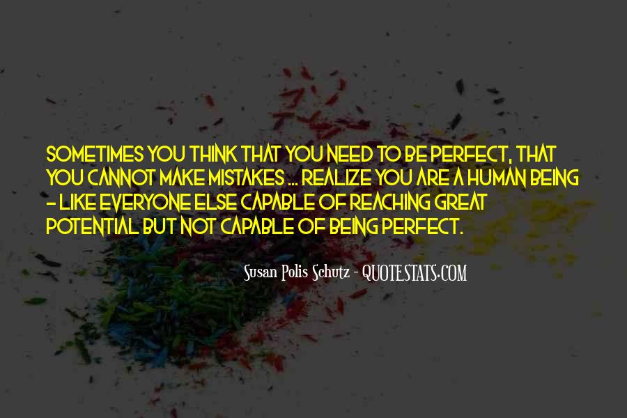 Mistake Realize Quotes #586462