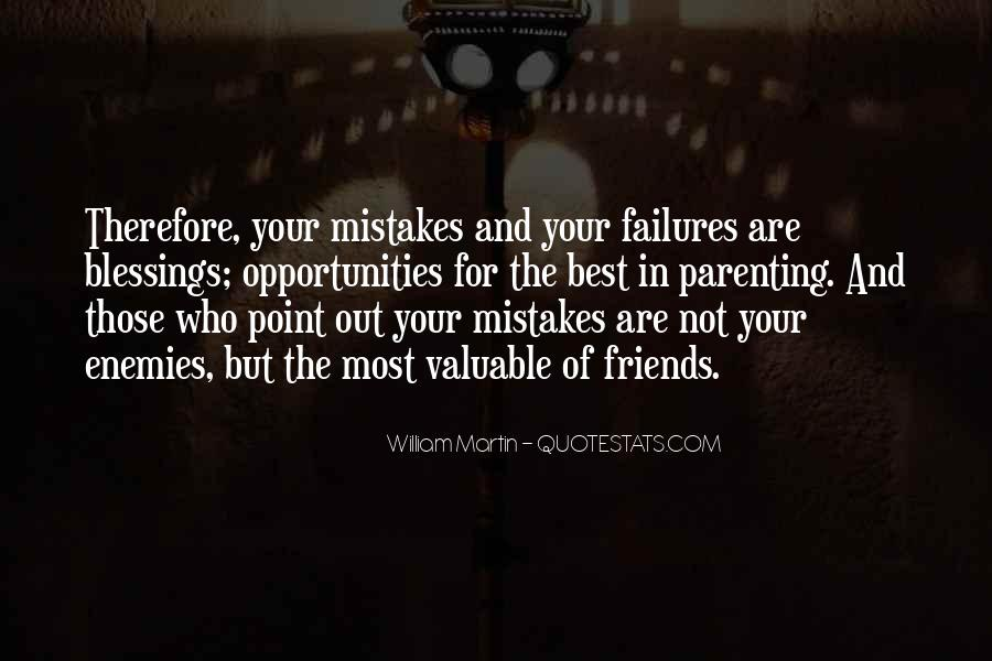Mistakes Friends Quotes #1107846