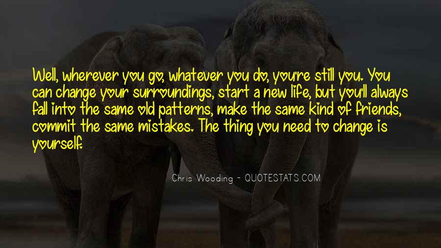 Mistakes Friends Quotes #683143