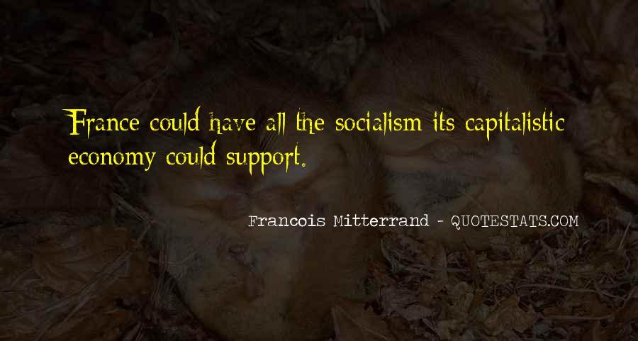 Mitterrand Quotes #579236