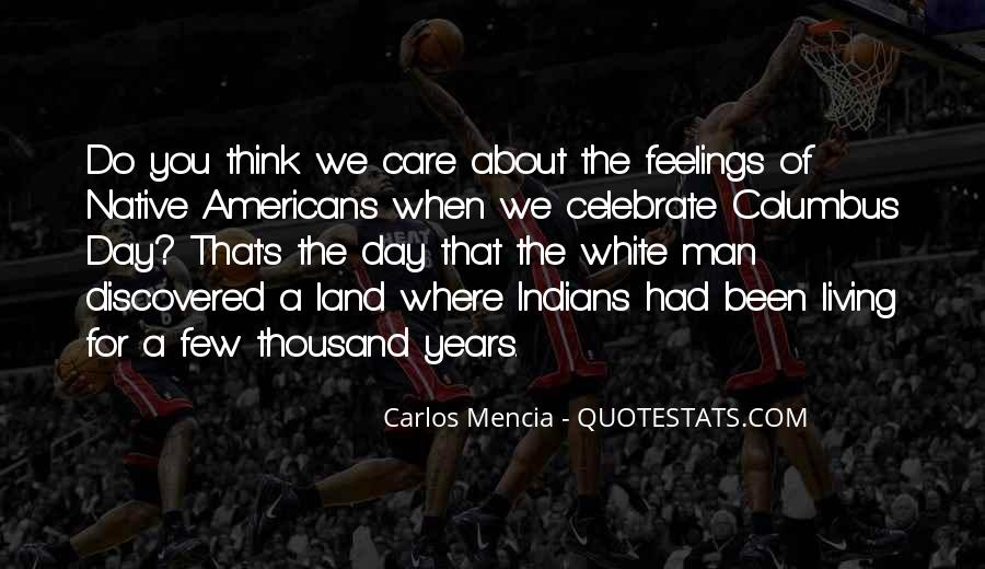 Quotes About Columbus Day #1400989