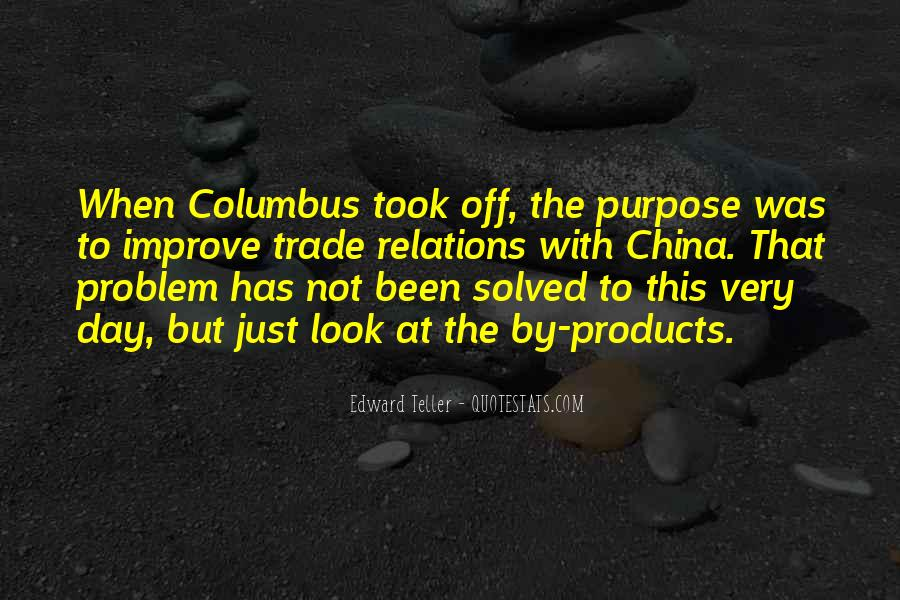 Quotes About Columbus Day #1594798