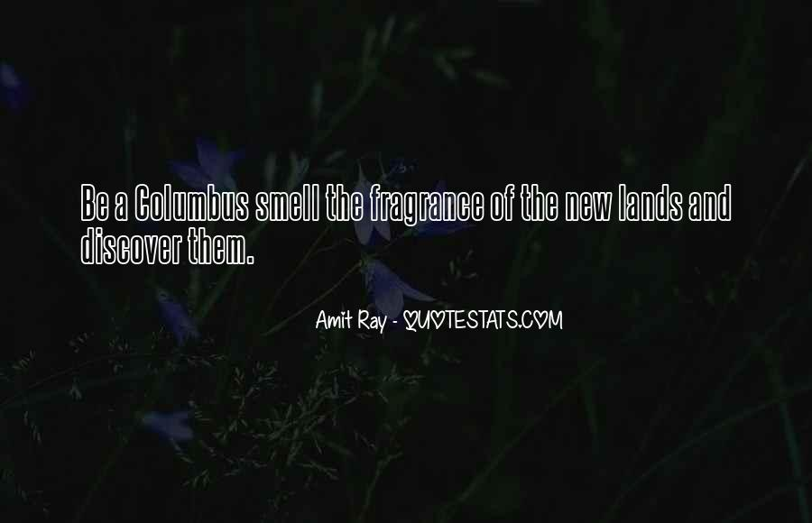 Quotes About Columbus Day #1625177
