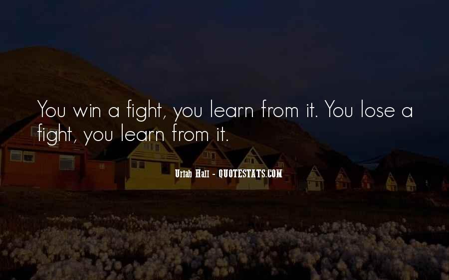 Mma Fighting Quotes #1074381