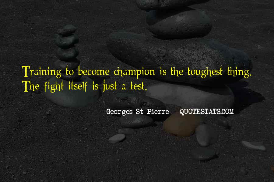 Mma Fighting Quotes #1372774