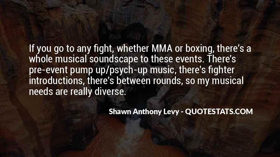 Mma Fighting Quotes #1439915