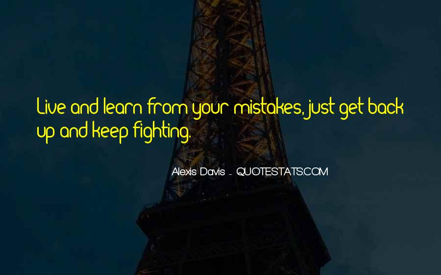 Mma Fighting Quotes #1454368
