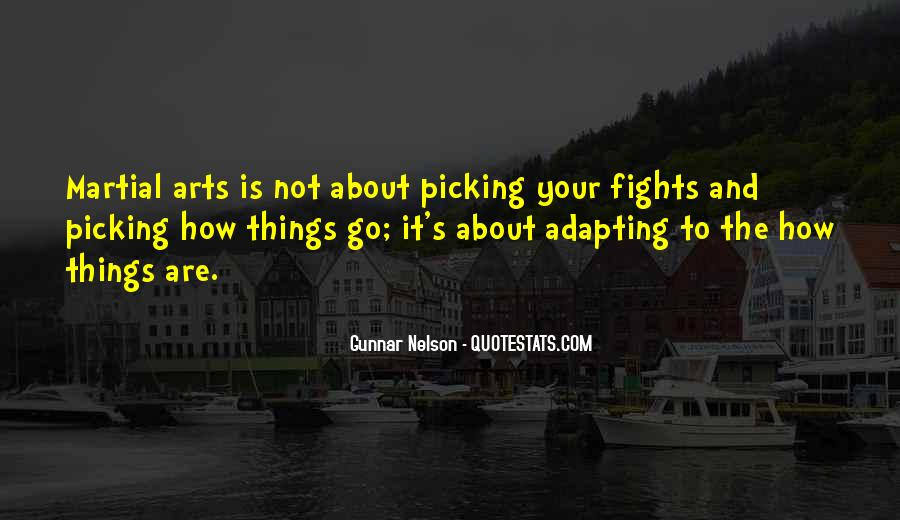 Mma Fighting Quotes #1535084