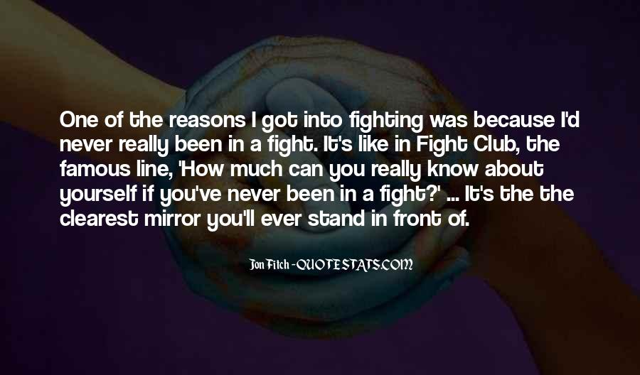 Mma Fighting Quotes #1842841