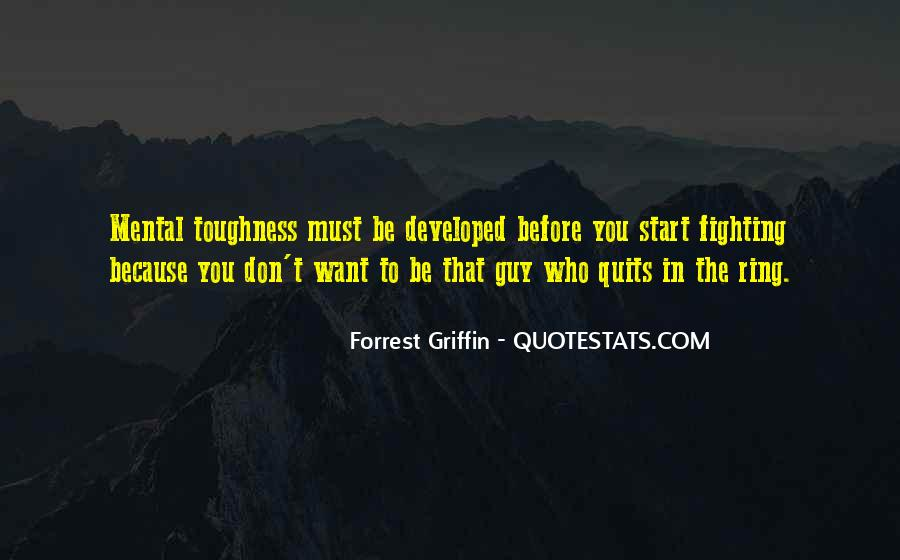Mma Fighting Quotes #211348