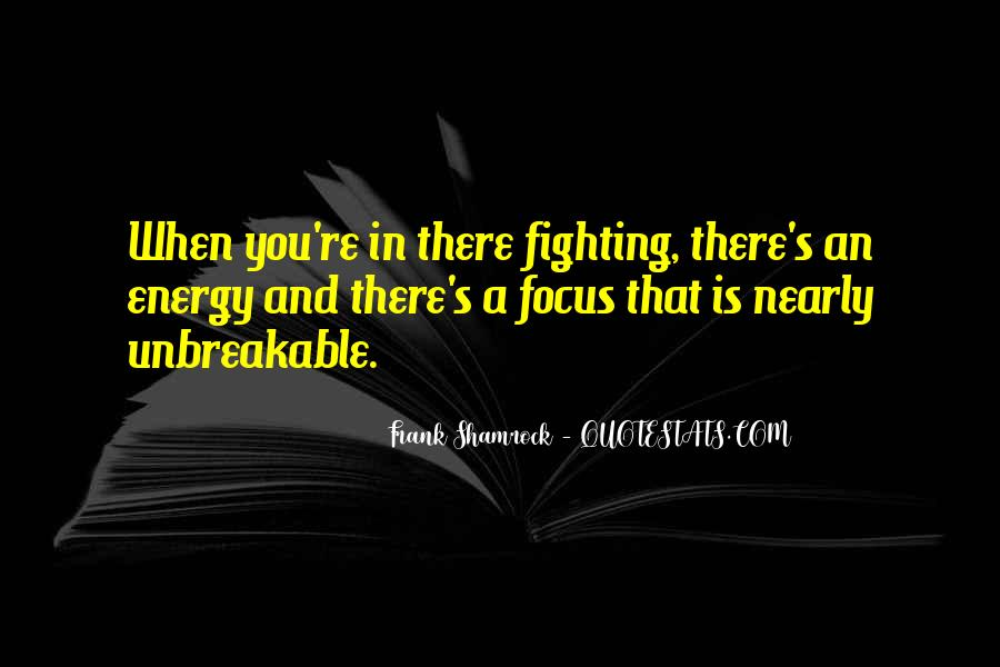 Mma Fighting Quotes #247912