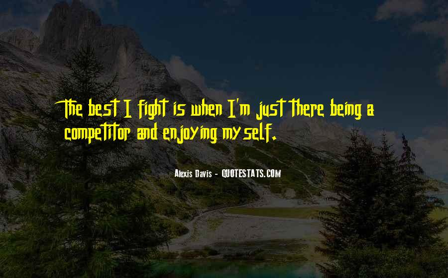 Mma Fighting Quotes #255360
