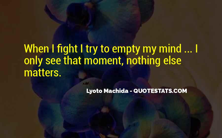 Mma Fighting Quotes #466948