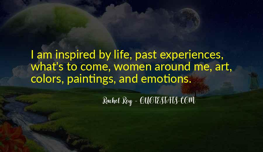 Quotes About Colors And Emotions #514850