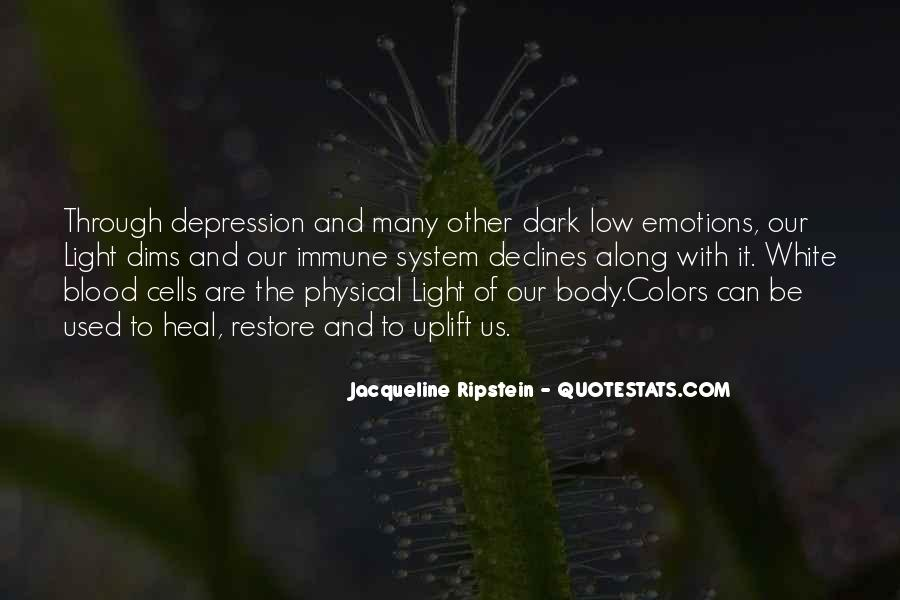 Quotes About Colors And Emotions #562727