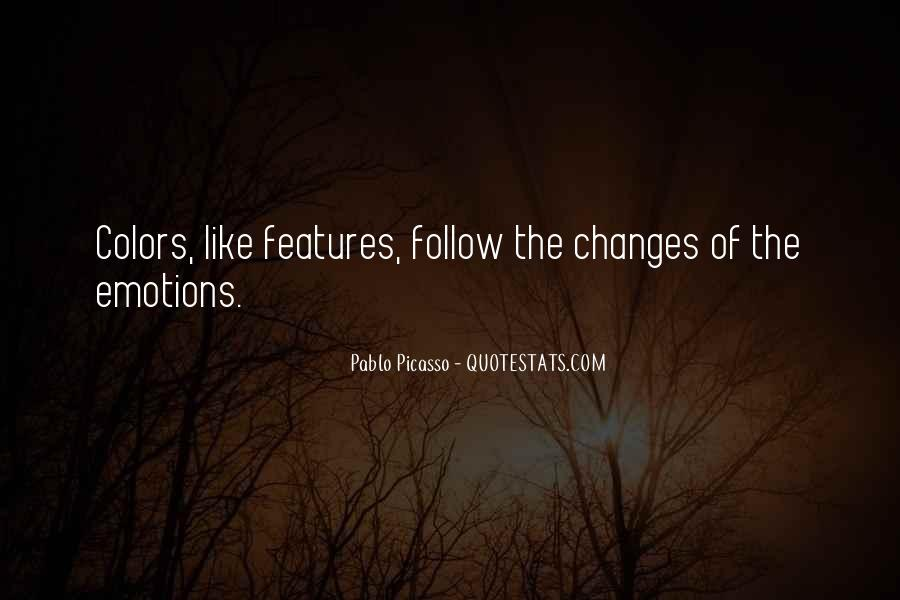 Quotes About Colors And Emotions #618833
