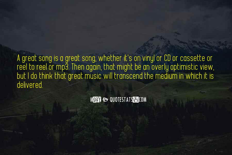 Moby Song Quotes #1235077