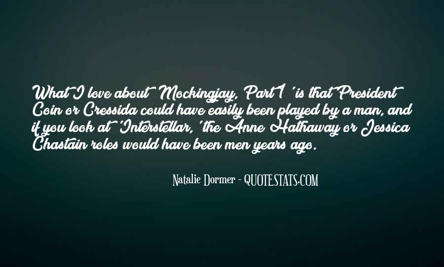 Mockingjay Part 1 President Coin Quotes #767325