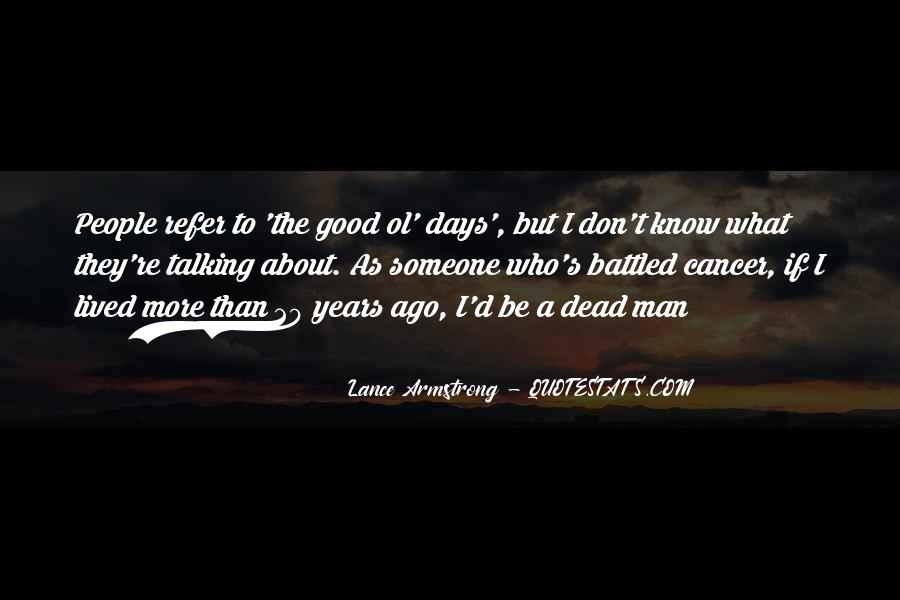 Quotes About Talking To The Dead #1100728