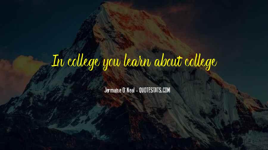 Quotes About College Basketball #1272793