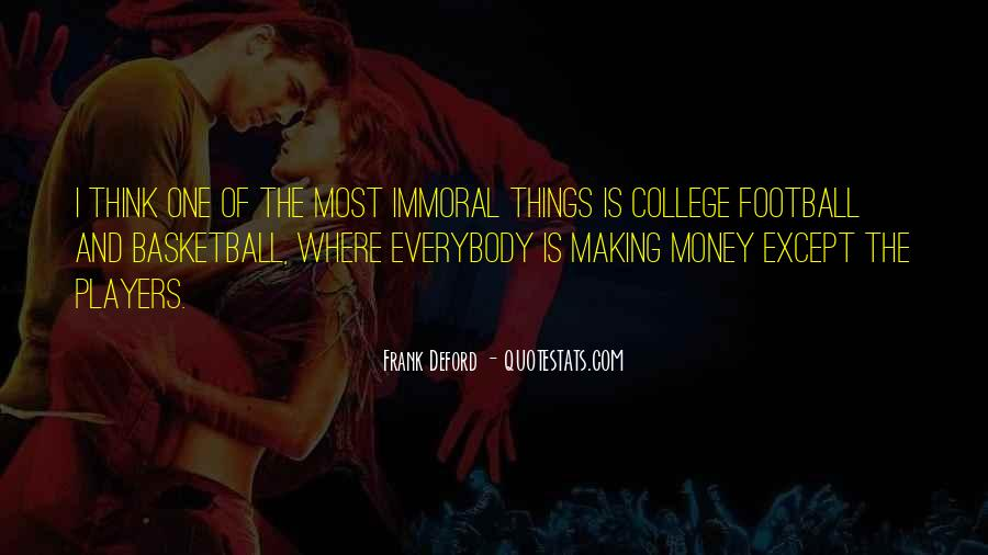 Quotes About College Basketball #1368319