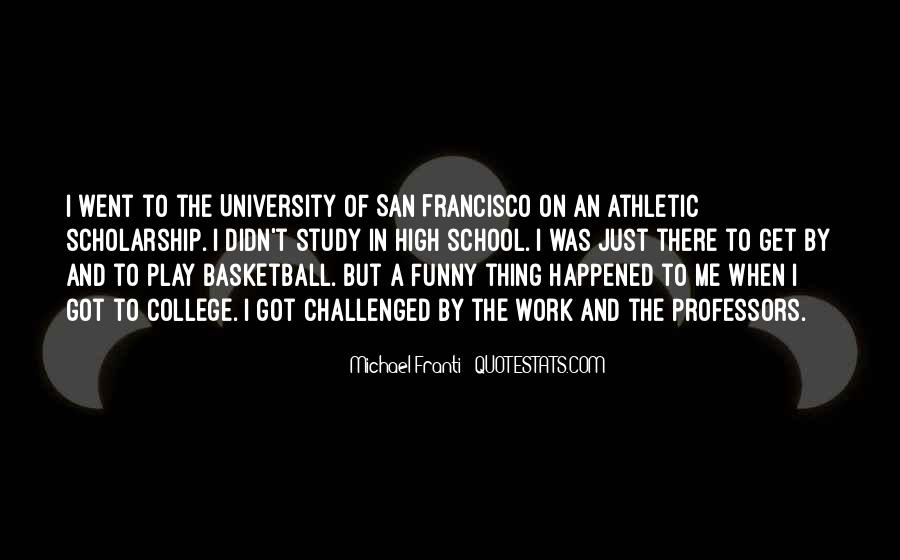 Quotes About College Basketball #1442622