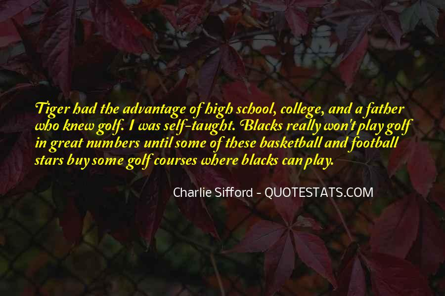 Quotes About College Basketball #1534233