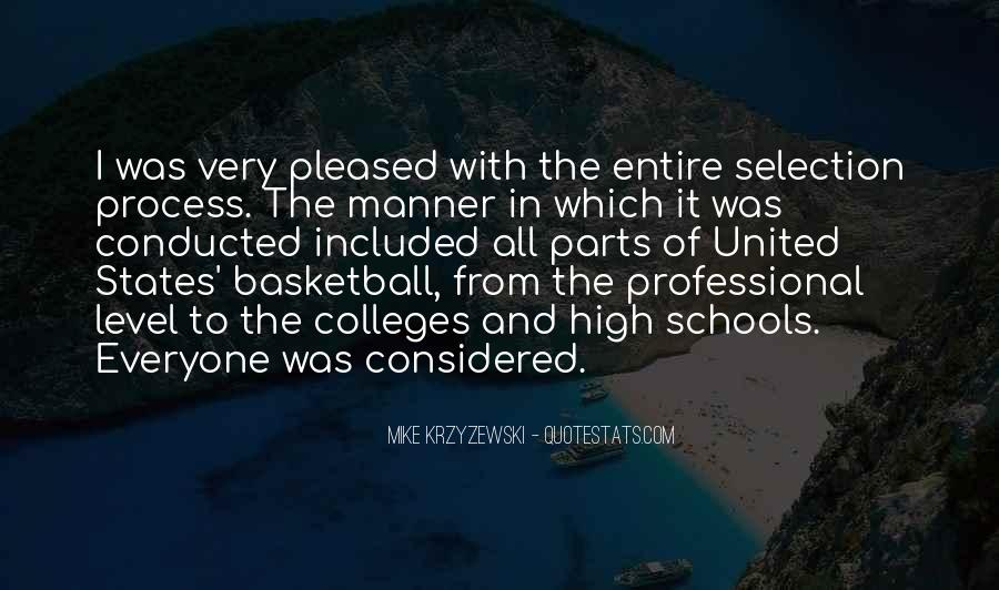 Quotes About College Basketball #1769048