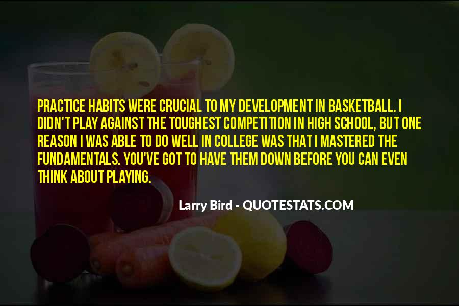 Quotes About College Basketball #555941