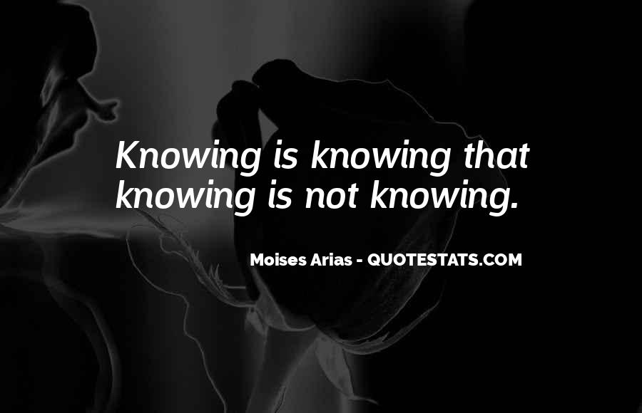 Moises Quotes #542294