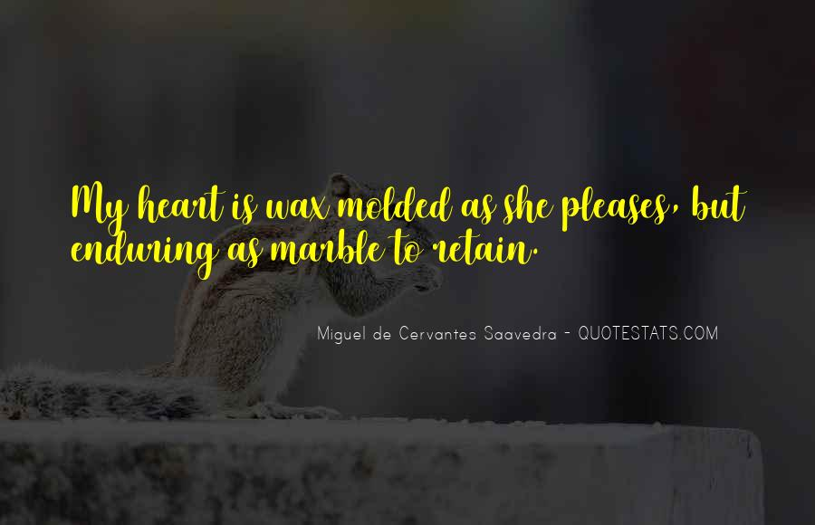 Molded From Love Quotes #523349