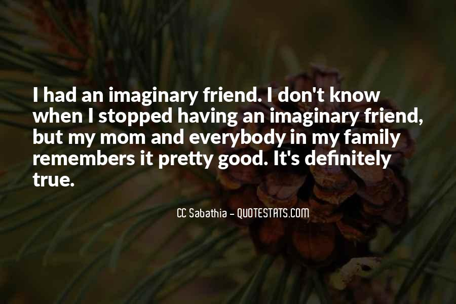Mom As A Best Friend Quotes #209240