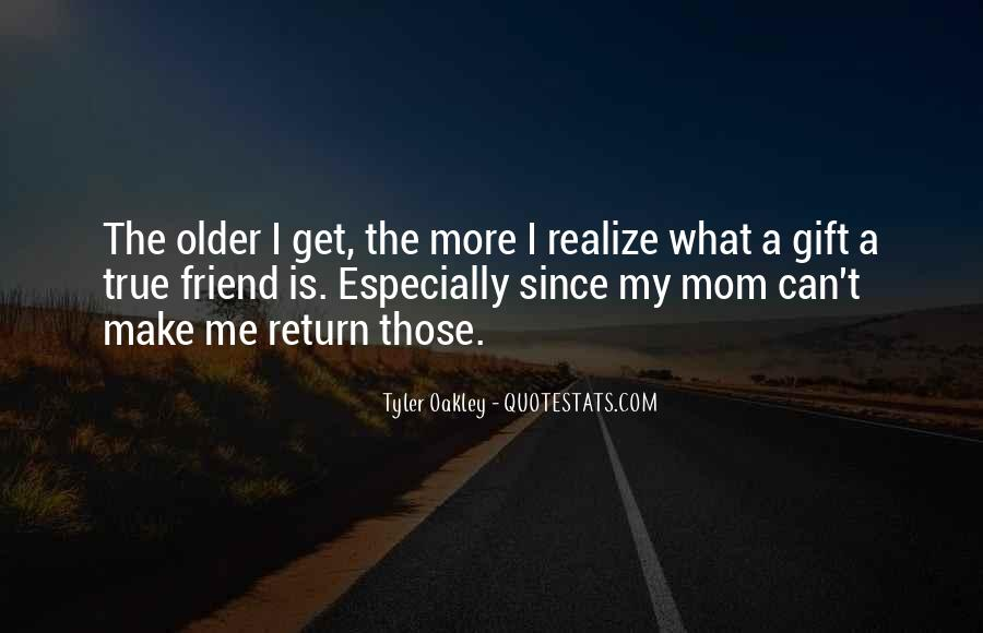 Mom As A Best Friend Quotes #708884