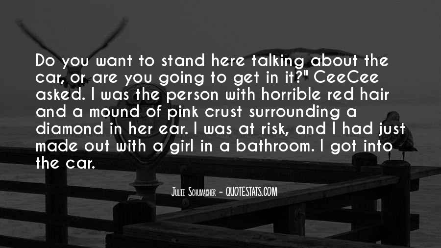 Quotes About Talking To A Girl #199229