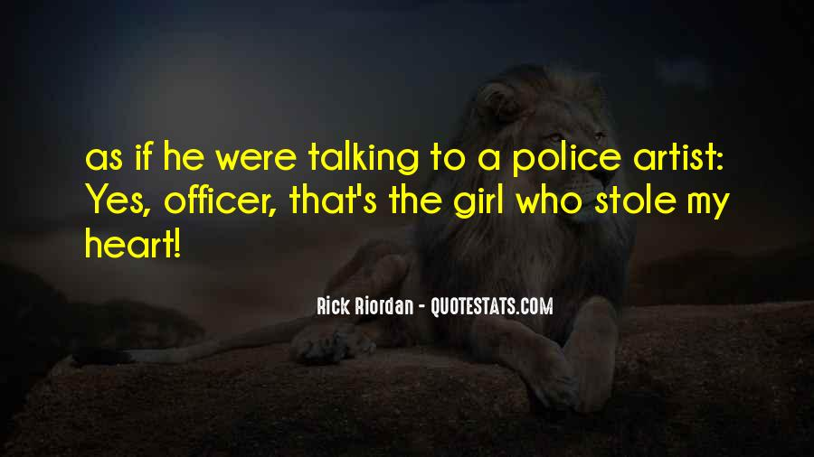 Quotes About Talking To A Girl #480772