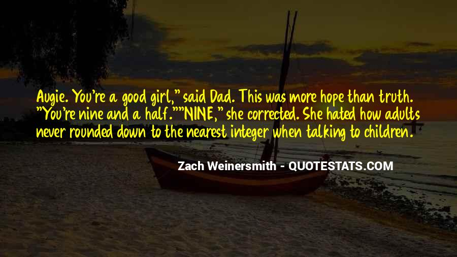 Quotes About Talking To A Girl #590864
