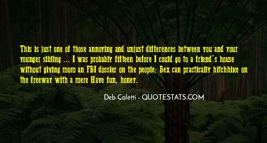 Mom Fbi Quotes #1256229