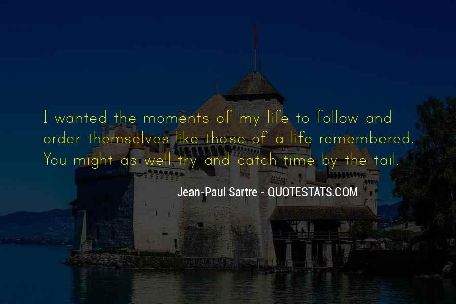 Moments Remembered Quotes #273364