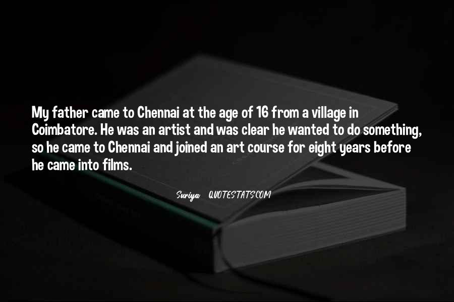 Quotes About Coimbatore #1131649