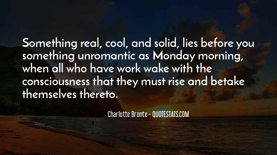 Monday Off Work Quotes #1065838