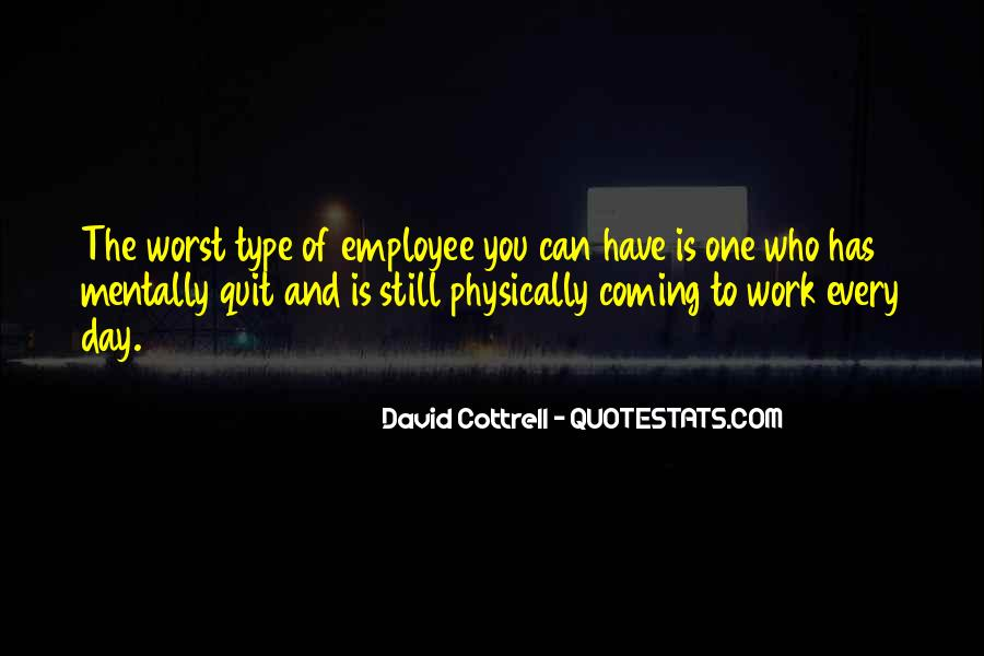 Monday Off Work Quotes #411427
